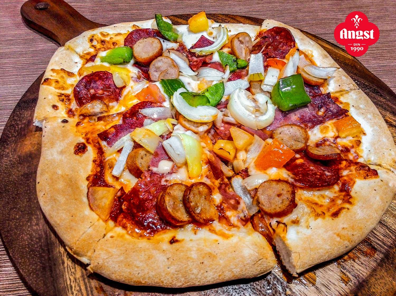 pizza la cuptor